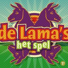 De Lama's – het spel